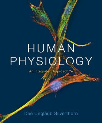 Human Physiology: An Integrated Approach - Silverthorn, Dee Unglaub