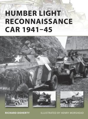 Humber Light Reconnaissance Car 1941-45 - Doherty, Richard