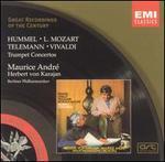 Hummel, L. Mozart, Telemann, Vivaldi: Trumpet Concertos