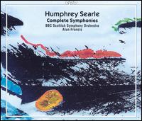 Humphrey Searle: Complete Symphonies - BBC Scottish Symphony Orchestra; Alun Francis (conductor)