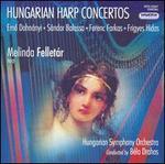 Hungarian Harp Concertos
