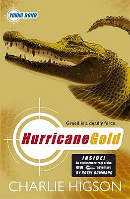 Hurricane Gold - Higson, Charlie