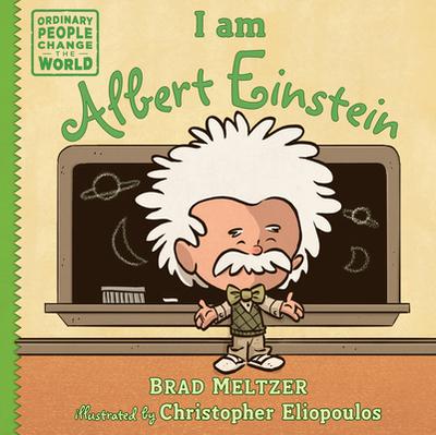 I Am Albert Einstein - Meltzer, Brad