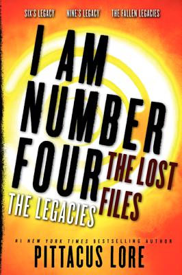 I Am Number Four: The Lost Files: The Legacies - Lore, Pittacus