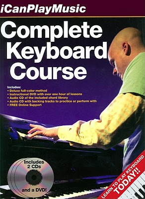 I Can Play Music Keyboard Course W/2cd/Dvd-Perfect Bound - Music Sales