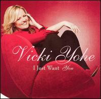 I Just Want You - Vicki Yoh'e