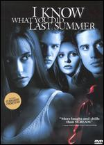 I Know What You Did Last Summer - Jim Gillespie