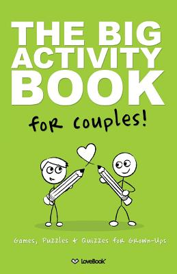 I Love You: The Activity Book for Gay Couples - Lovebook