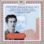 I Puccini: Musicisti di Lucca, Vol. 5
