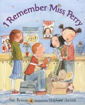 I Remember Miss Perry - Brisson, Pat