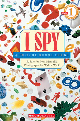 I Spy: 4 Picture Riddle Books - Marzollo, Jean, and Wick, Walter (Photographer)