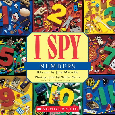 I Spy Numbers - Marzollo, Jean