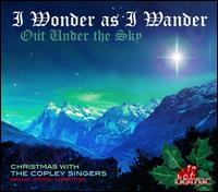 I Wonder as I Wander Out Under the Sky - Brian Jones (descant); Christian Lane (organ); Christian Lane (piano); Clare McNamara (alto); Graeme McCullough (bass);...