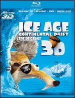 Ice Age: Continental Drift [Blu-ray] [3D]