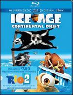 Ice Age: Continental Drift [Includes Digital Copy] [Blu-ray/DVD] [With Rio 2 Movie Money]
