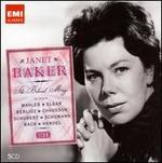 Icon: Janet Baker Sings Mahler, Elgar, Berlioz, Chausson, Schubert, Schumann, Bach, Handel [Box Set]