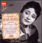 Icon: Victoria de los Angeles sings Puccini, Verdi, Massenet, Bizet, Canteloube, Lieder, Zarzuela and Spanish Songs [