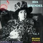 Ida Haendel, Vol. 3