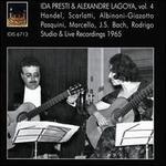 Ida Presti & Alexandre Lagoya, Vol. 4: Studio & Live Recordings 1965