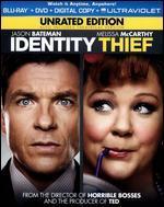 Identity Thief [Rated/Unrated] [2 Discs] [Includes Digital Copy] [UltraViolet] [Blu-ray/DVD]