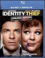 Identity Thief [UltraViolet] {includes Digital Copy] [Blu-ray]
