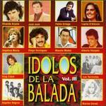 Idolos de la Balada, Vol. 3