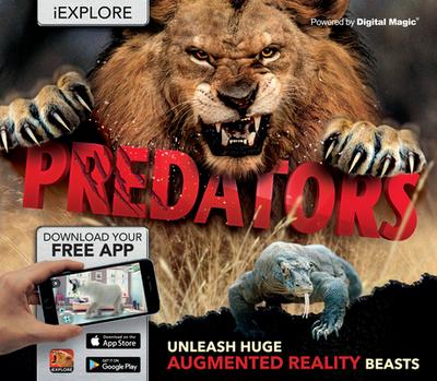 iExplore - Predators - Bedoyere, Camilla de la