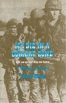 If I Die in a Combat Zone - O'Brien, Tim