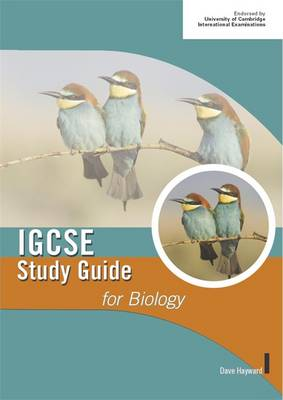 Igcse Study Guide for Biology - Hayward, Dave