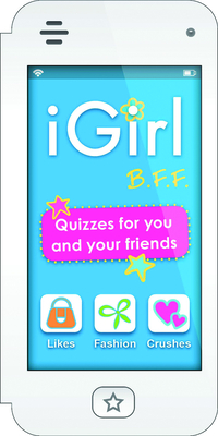Igirl: B.F.F.: Quizzes for You and Your Friends - Lluch, Isabel B