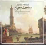 Ignaz Pleyel: Symphonies