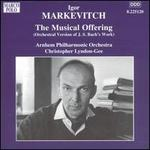 Igor Markevitch: The Musical Offering
