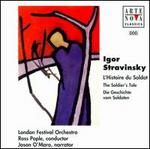 Igor Stravinsky: L'Historire du Soldat