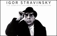 Igor Stravinsky: The Complete Columbia Album Collection - Aaron Copland (piano); Adrienne Albert (contralto); Adrienne Albert (soprano); Adrienne Albert (mezzo-soprano);...