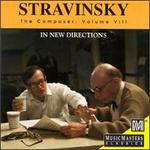 Igor Stravinsky: The Composer, Volume VIII - Bart Feller (flute); Charles Neidich (clarinet); Christopher Oldfather (piano); David Taylor (trombone);...
