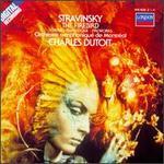 Igor Stravinsky: The Firebird; Scherzo Fantastique; Fireworks