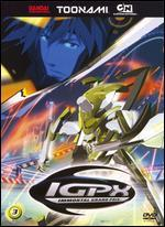IGPX: Immortal Grand Prix, Vol. 3