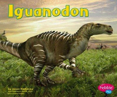 Iguanodon - Riehecky, Janet