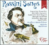 Il Salotto, Vol. 13: Rossini Songs - Brindley Sherratt (vocals); Catherine Wyn-Rogers (vocals); Jennifer Larmore (vocals); Lawrence Brownlee (vocals);...