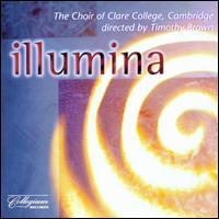 Illumina - Nicholas Mulroy (tenor); Clare College Choir, Cambridge (choir, chorus)