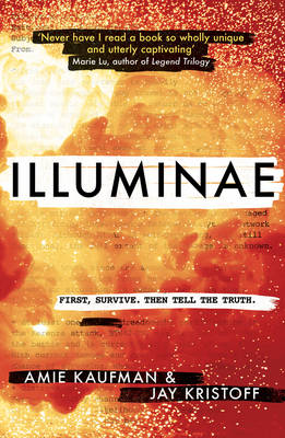 Illuminae: Book 1: The Illuminae Files - Kristoff, Jay, and Kaufman, Amie