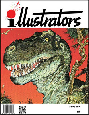 Illustrators: Issue 10: Quarterly - Wright, Norman, and Richardson, Peter (Editor), and Ashford, David