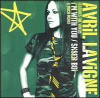 I'm With You/Sk8er Boi [DVD Single] - Avril Lavigne