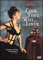 The Cook, the Thief, His Wife, and Her Lover (Dvd)