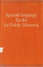 Spanish-Language Books for Public Libraries