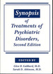 Synopsis of Treatments of Psychiatric Disorders-Second Edition