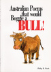 Australian Poems That Would Boggle a Bull!