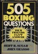 505 Boxing Questions Your Friends Can't Answer