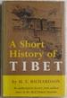 A Short History of Tibet