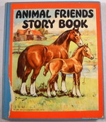 Animal Friends Story Book